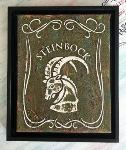 Sternzeichen Steinbock