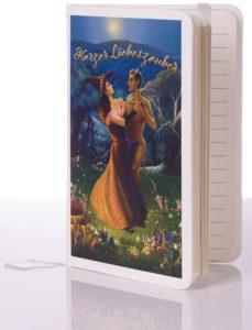 Notizbuch Harzer Liebeszauber