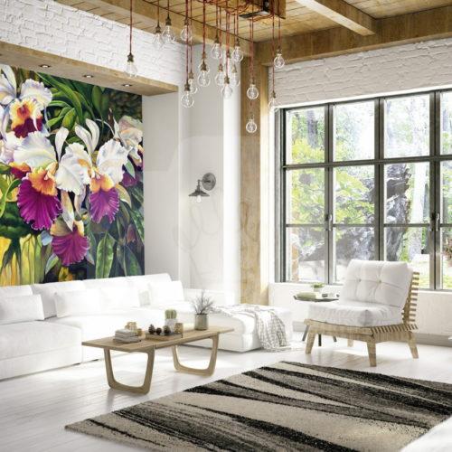 Exotischer Blütenzauber
