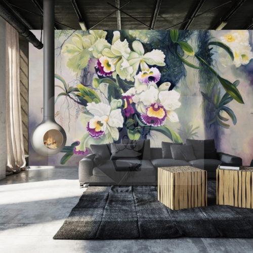 Exotischer Blütentraum